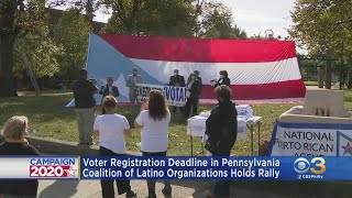 National Puerto Rican Agenda Group Encouraging Latino Voting