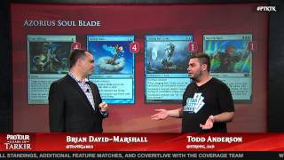 Pro Tour Khans of Tarkir Deck Tech: Azorius Soul Blade with Todd Anderson