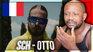 SCH   Otto (Clip Officiel) FRENCH RAPHIP HOP MUSIC REACTION!!!