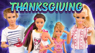 Barbie - Who's Coming to Thanksgiving? | Ep.184