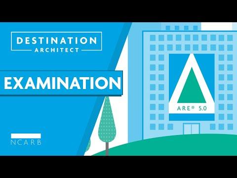 Destination Architect: Examination - YouTube