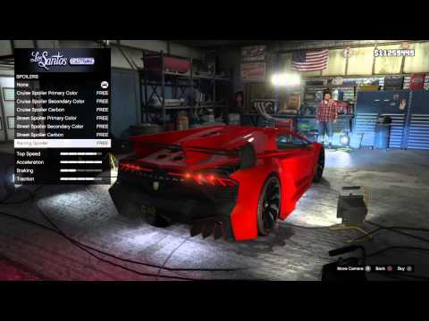 How To Save Vehicles & Get Free Upgrades (Story Mode)- GTA V