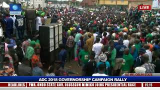 ADC Rallies Support For Akinbade Ahead Of Osun Guber Polls Pt.6 |Live Event|