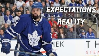 Expectations vs. Reality: Leafs' Rookies Growing Playoff Beards