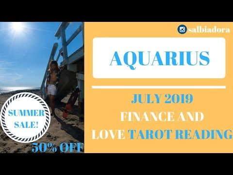 Download Aquarius July 2019 Amazing Predictions Video 3GP Mp4 FLV HD