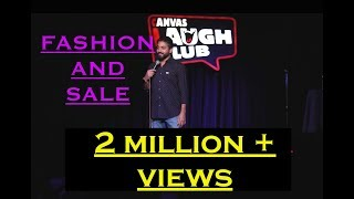 Fashion and Sale | Stand Up Comedy By Vijay Yadav