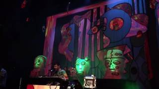 Water Curses by Animal Collective @ Fillmore Miami on 11/10/16