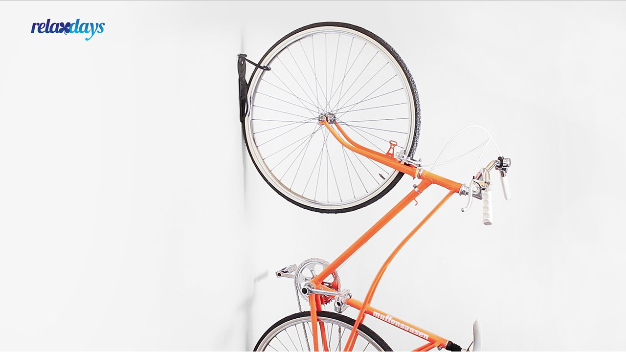 fahrradhalter wandmontage wohn design. Black Bedroom Furniture Sets. Home Design Ideas