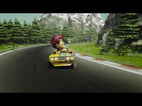 Видео № 0 из игры ModNation Racers (Б/У) [PS3]