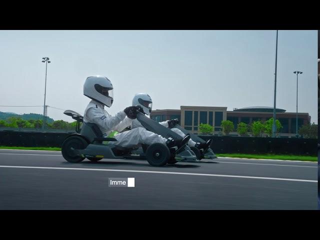 Segway готовит к запуску мощный электрокарт Gokart PRO для истинных фанатов дрифта