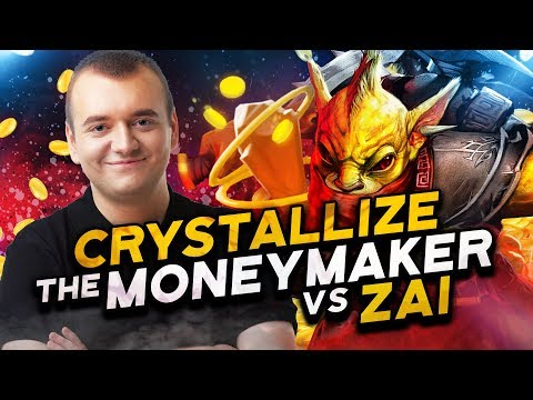 Crystallize The MoneyMaker vs Zai