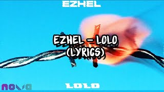 Ezhel   LOLO (Lyrics)
