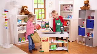 Melissa & Doug Let's Play Grocery Store Bundle on QVC