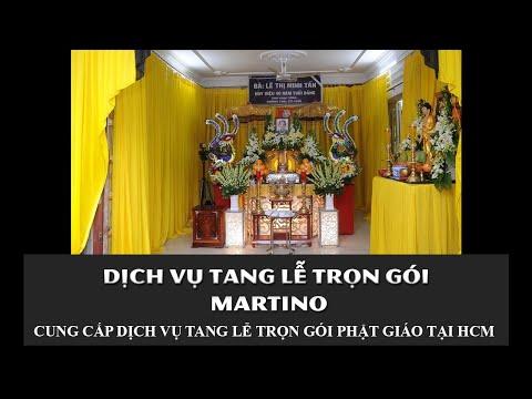 Dịch vụ tang lễ trọn gói Martino