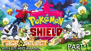 Pokémon Shield - The Dojo (Let's Play) - Part 1