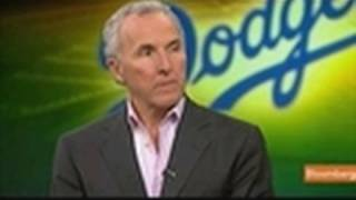 Dodgers' Owner McCourt Says MLB Trying to Force Him Out