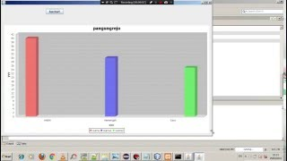 Tutorial java netbeans indonesia part 51 (menempelkan jfreechart ke jpanel)