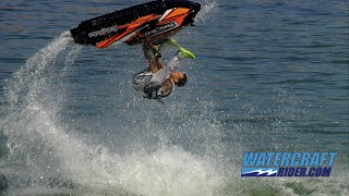 Lee Stone throws down at 2015 IJSBA World Finals