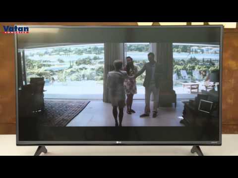 LG UF6807 Serisi Led Tv İncelemesi