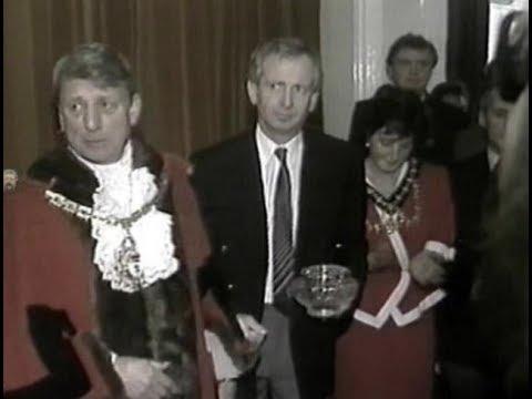 Middlesbrough F.C. 1991-92 CIVIC RECEPTION PROMOTION OPEN TOP BUS