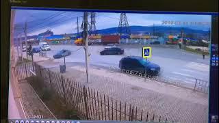 В Новороссийске легковушка на «зебре» сбила ребенка