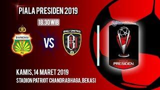 Live Streaming Bhayangkara FC Vs Bali United, Kamis Pukul 18.30 WIB Live di Indosiar