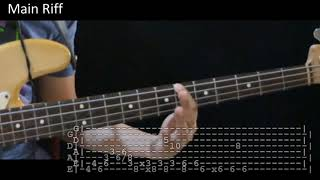 Through It All By Planetshakers (Bass Lesson WTABS)
