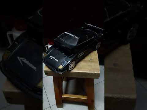Rebobinadores de VHS retro con forma de Auto  Jhonson Turbo
