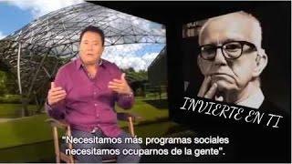 Robert Kiyosaki En Español (padre Rico Padre Pobre) El Hombre Que Podía Ver El Futuro