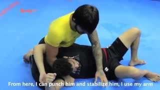 Erick Silva's Technique of the Week: Side Control to Triangle