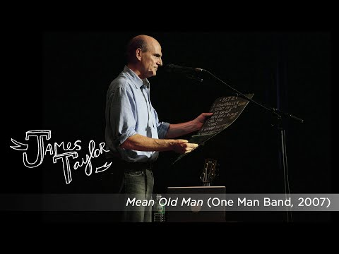 Mean Old Man (One Man Band, July 2007)