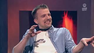 """Кирилл Сиэтлов - Новости. Шоу """"Ночной контакт"""". 3 выпуск."""