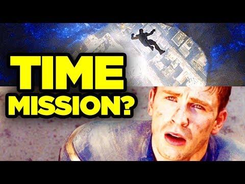 Avengers Endgame - Time Mission Explained #Debrief