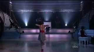 Christina Grimmie performs Titanium on Dancing with the Stars