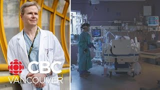 On the COVID-19 battle front lines at B.C.'s biggest hospital