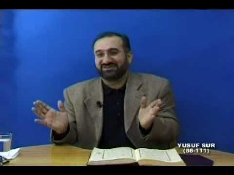 78-Yusuf Suresi 88-111 / Mustafa İslamoğlu - Tefsir Dersleri