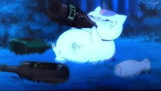 ニャンコ先生天丼のブルース