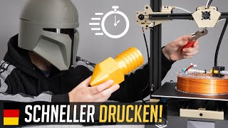 3D DRUCKER Düse WECHSELN   Für JEDEN interessant! (Nozzle Guide)