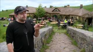 The Hobbit Behind the Scenes - The Shire