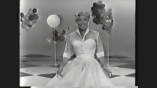 "Ginger Rogers - ""Life Is Just a Bowl of Cherries"" (1960)"