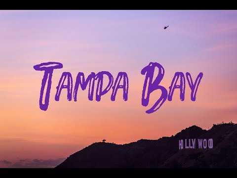 Yung Gravy feat Chief Keef - Tampa Bay Bustdown (Lyrics Video)