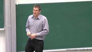 Lecture 1: Introduction to Cryptography by Christof Paar