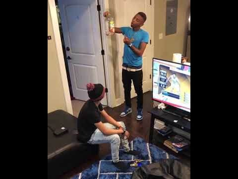 GETTING ELECTROCUTED PRANK ON FUNNY MIKE and RUNIK ***MUST WATCH