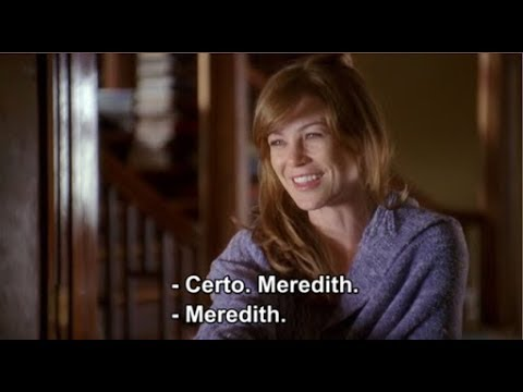 Grey's Anatomy 1° temporada, episódio 1 (1 parte )
