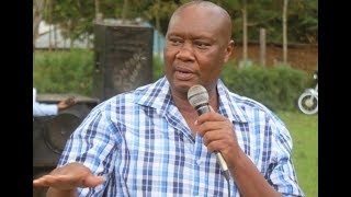 NEWS JUST IN: Busia Governor Ojaamong yet to be arrested after DPP Haji orders for his prosecution