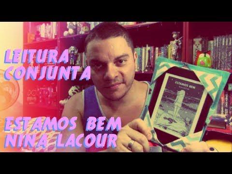 1° Leitura em conjunto | Estamos bem - Nina Lacour