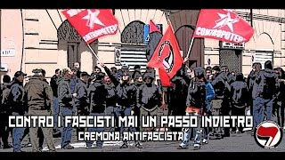 preview picture of video 'Cremona Antifascista 24.01.2015'