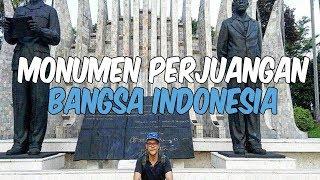 9 Monumen Ini Dibangun untuk Kenang Perjuangan Bangsa Indonesia
