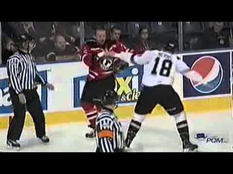 Dillon Donnelly vs. Jack Nevins