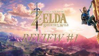 Legend of Zelda - A breath of fresh air Review